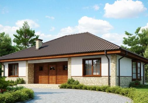 Проект будинку Z10 P в Киеве