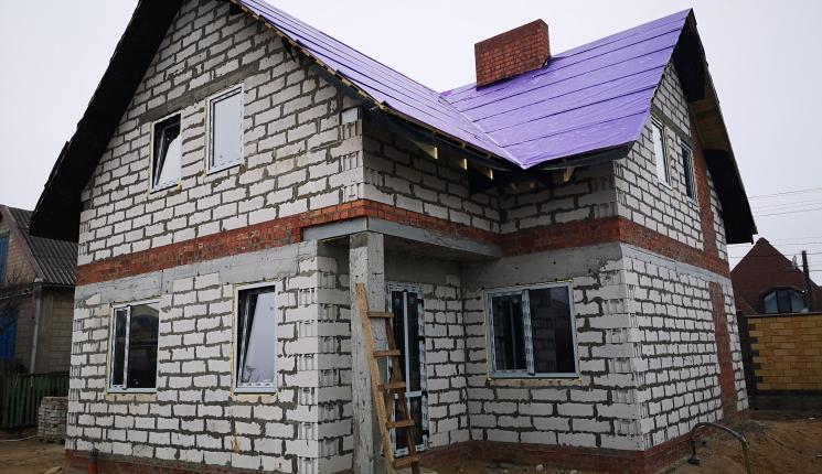 Функціональний котедж у місті Кам'янське