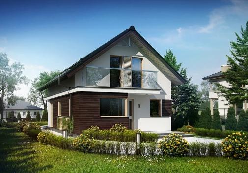 Проект будинку Z296 в Киеве