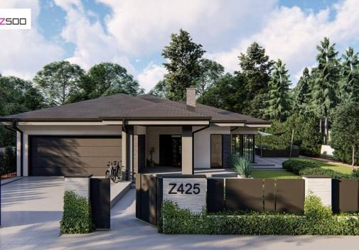 Проект будинку Z425 в Киеве