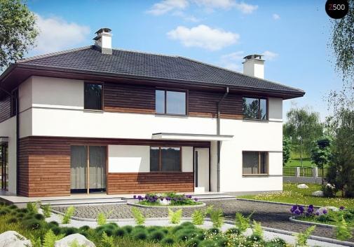 Проект будинку Z159 P у Києві