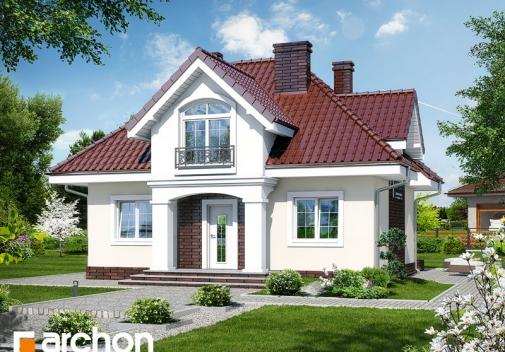 Проект будинку Будинок під білою акацією вер.2 у Києві