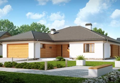 Проект будинку Z199 в Киеве
