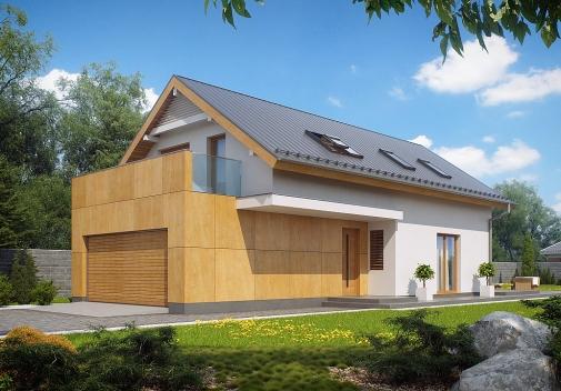 Проект будинку Z292 у Києві