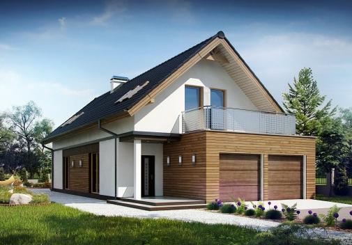 Проект будинку Z294 у Києві