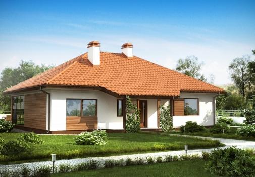 Проект будинку Z185 у Києві