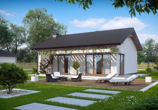 Проект будинку Z254 у Києві