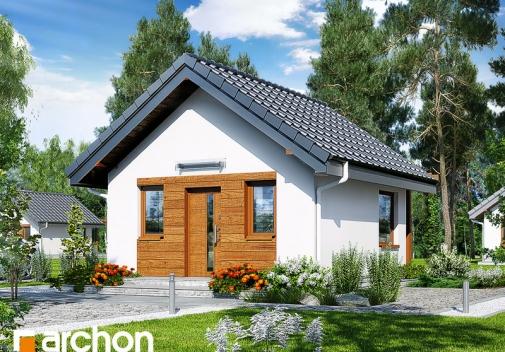 Проект будинку Літній будиночок в крокусах 2 у Києві