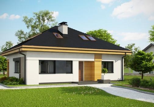 Проект будинку Z273 Ph+ st в Киеве