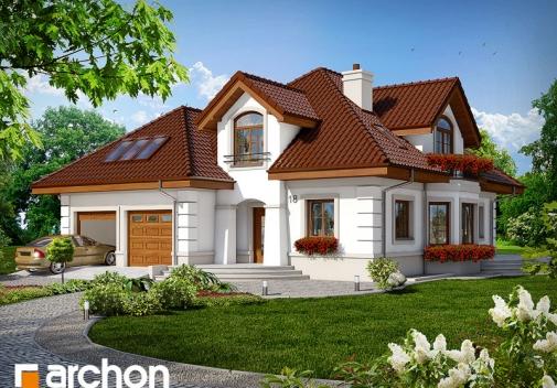 Проект будинку Будинок в бергамотах (Г2П) вер.2 у Києві