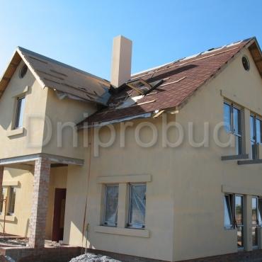 Заміський будинок для двох сімей