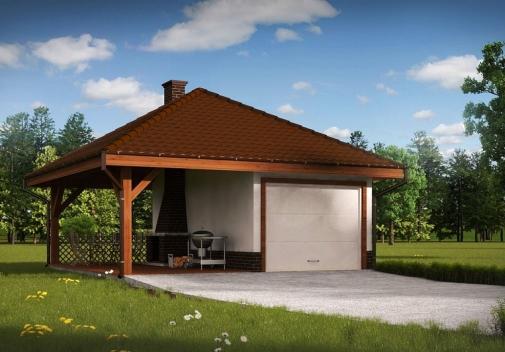 Проект будинку Zg14 в Киеве