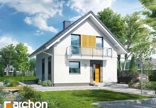 Проект будинку Будинок в аркадіях 2 у Києві