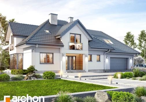 Проект будинку Будинок в сливах 4 (Г2) у Києві